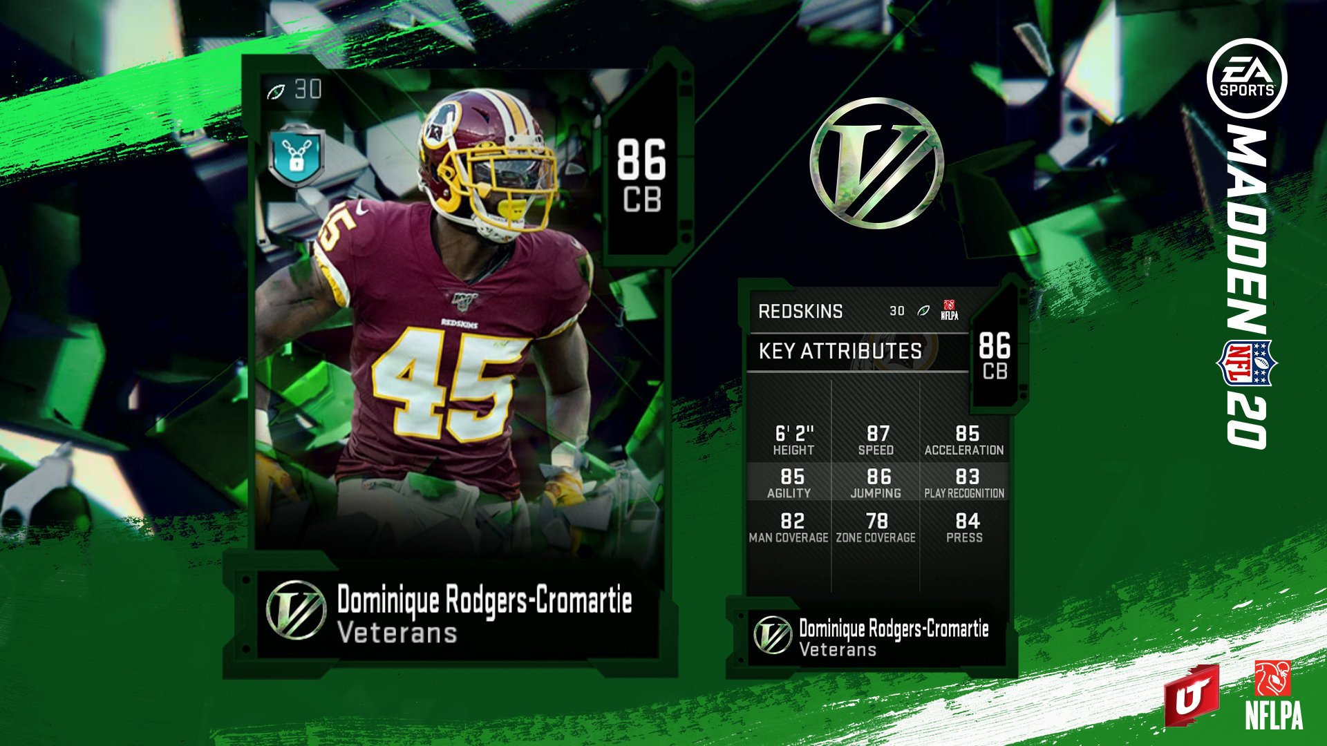 Madden NFL 20 Ultimate Team Database | Muthead